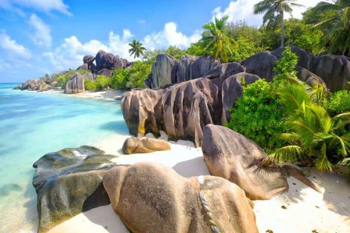 Seychellen Urlaub Meer