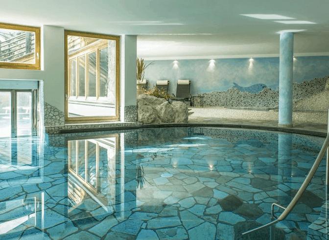 Südtirol Wellnesshotel Pool