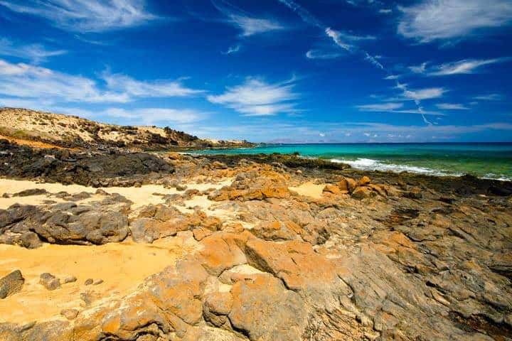 Fuerteventura Urlaub Strand