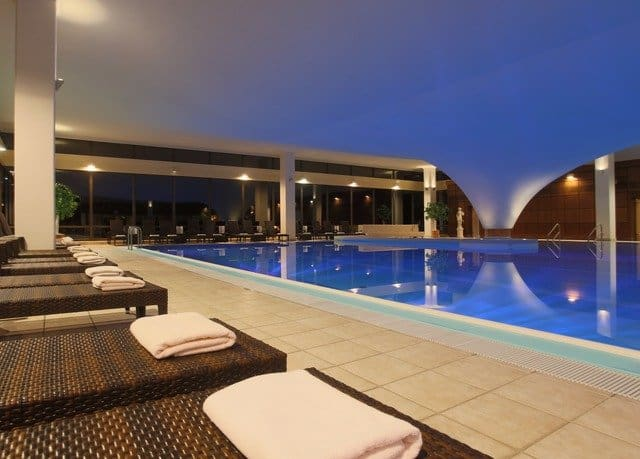 Cliff Hotel Rügen Resort & Spa Pool