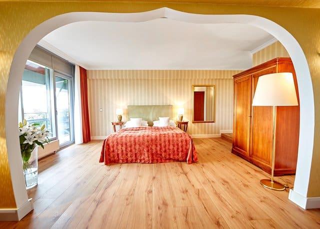 Cliff Hotel Rügen Resort & Spa Zimmer