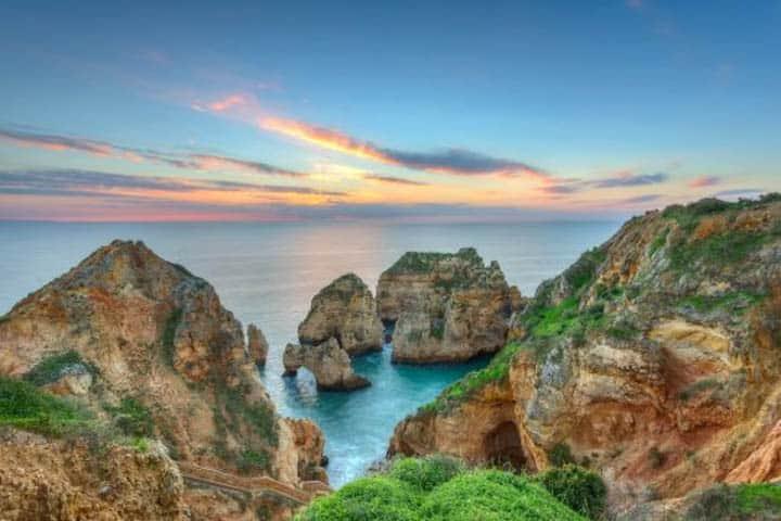 Algarve Urlaub Meer