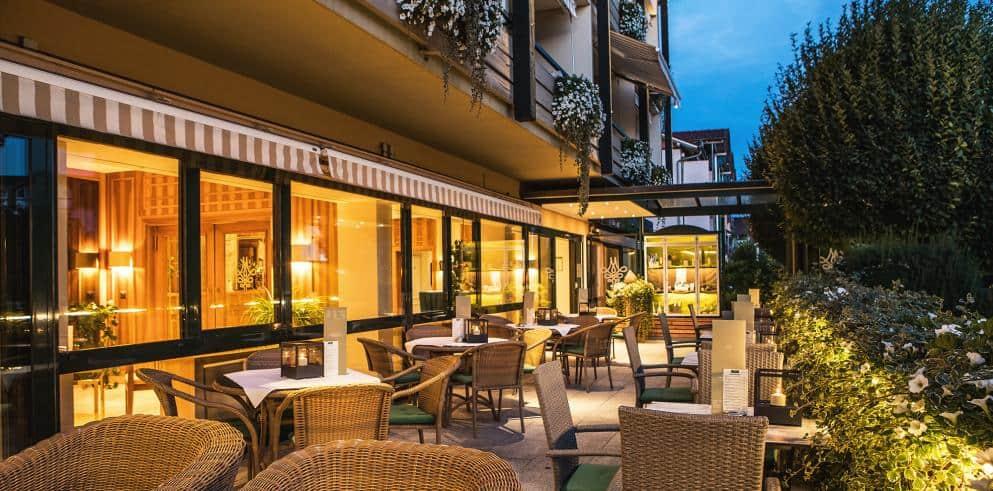 Bayerischer Wald Hotel erasse