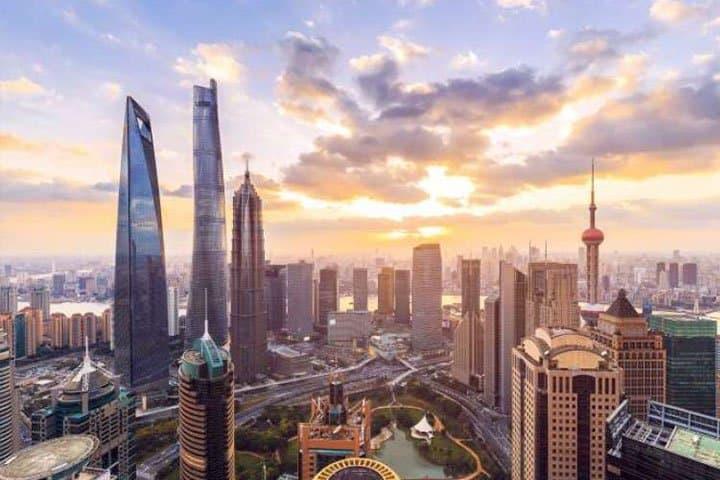 China Reise Shanghai