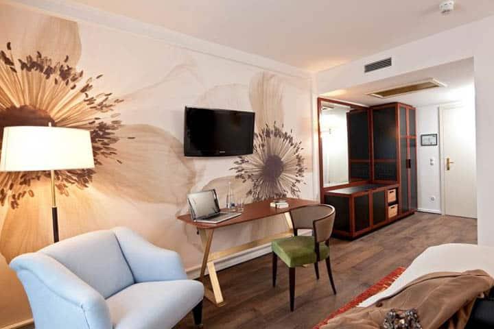 Ettlingen Hotel Erbprinz Zimmer