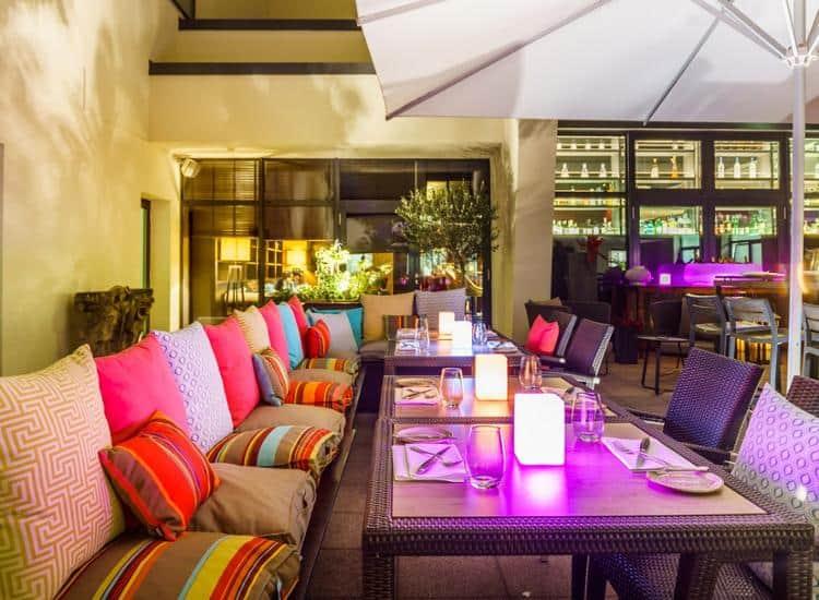 Trier Hotel Park Plaza Restaurant