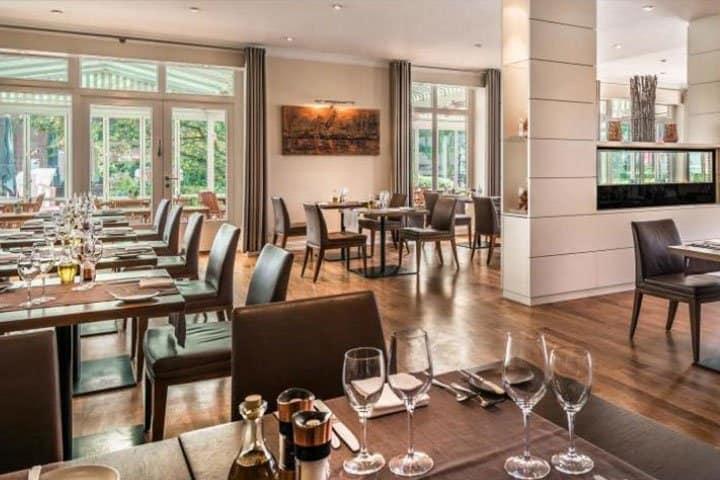 Steigenberger Hotel Hamburg Treudelberg Restaurant