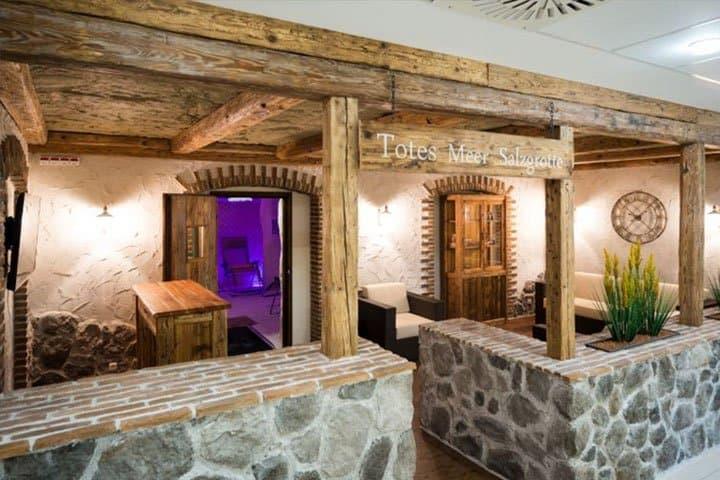 Thermenhotel Ströbingerhof Sauna