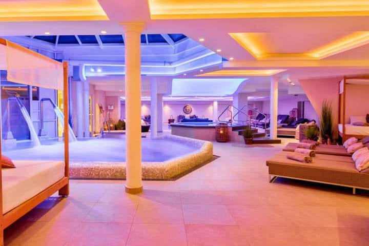 5* Romantischer Winkel Spa Resort Wellness