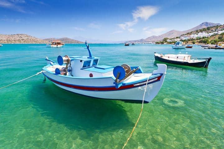 Kreta Urlaub Meer