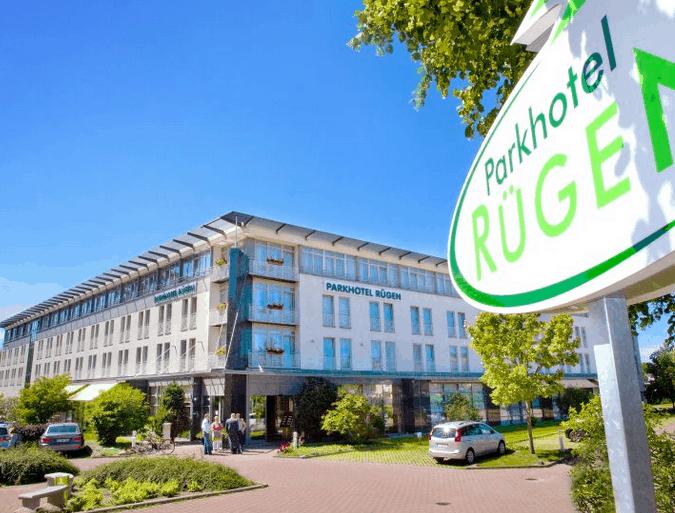 Parkhotel Rügen Aussen