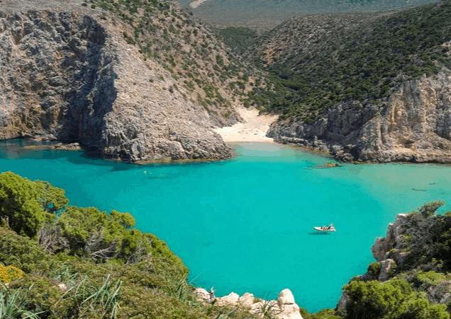 Sardinien Rundreise Landschaft