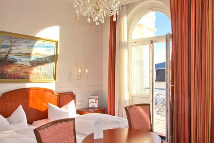 Hotel Esplanade Zimmer