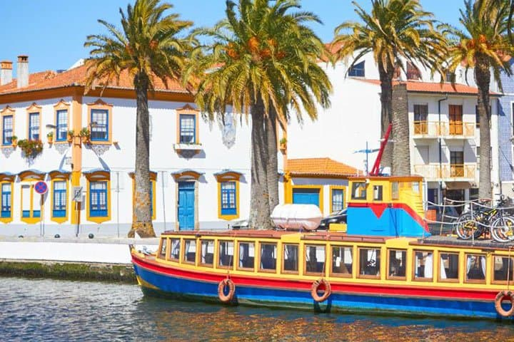 Portugal Rundreise Aveiro