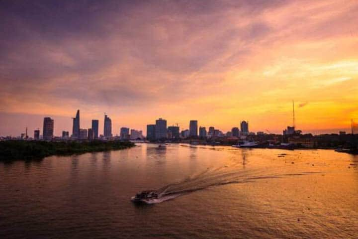 Vietnam Rundreise Stadt