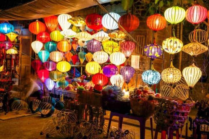 Vietnam Rundreise Markt