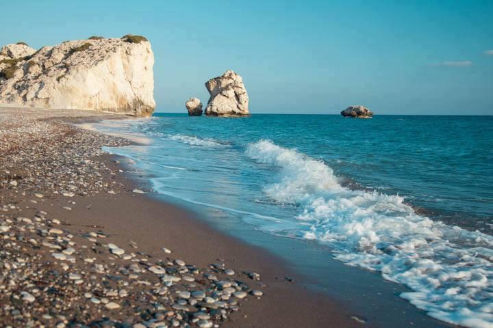 Nordzypern Urlaub Strand