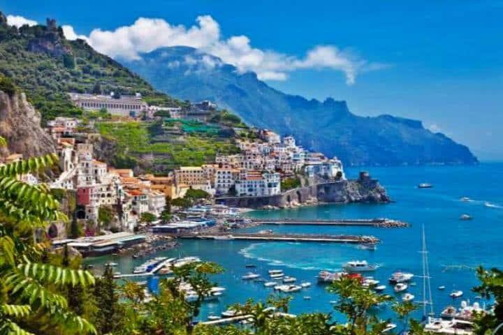 Amalfiküste Rundreise