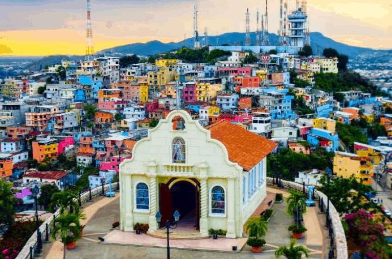Ecuador Rundreise 1