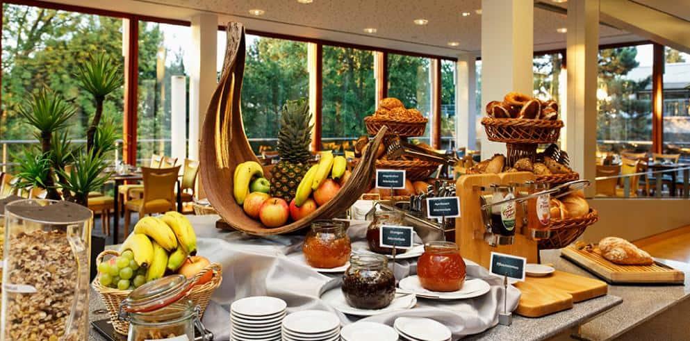 KTC Königstein Buffet Frühstück