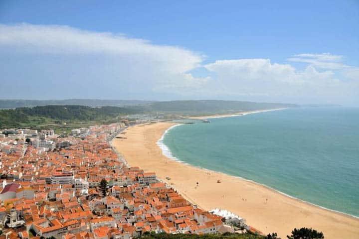 Algarve Rundreise Strand