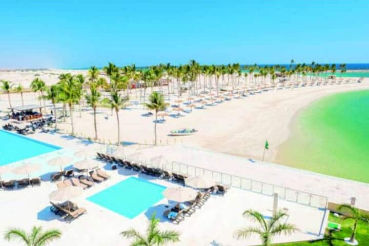 Oman Rundreise Hotel