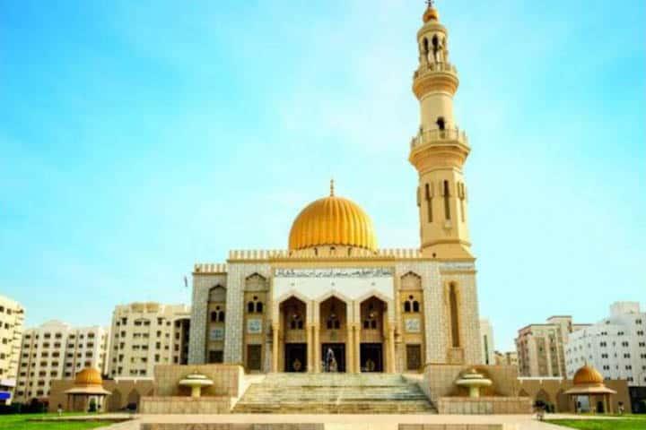 Oman Rundreise Moschee