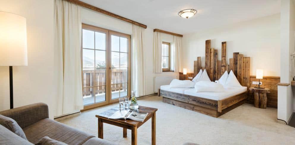 Saalfelden Hotel Zimmer