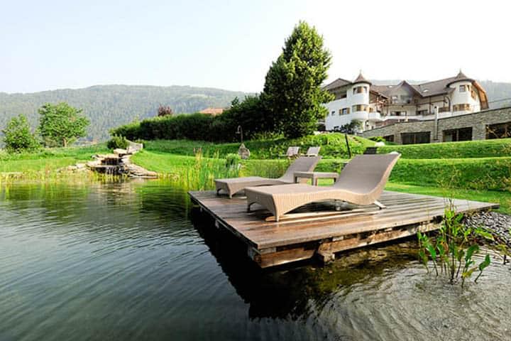 Südtirol Wellnessurlaub See