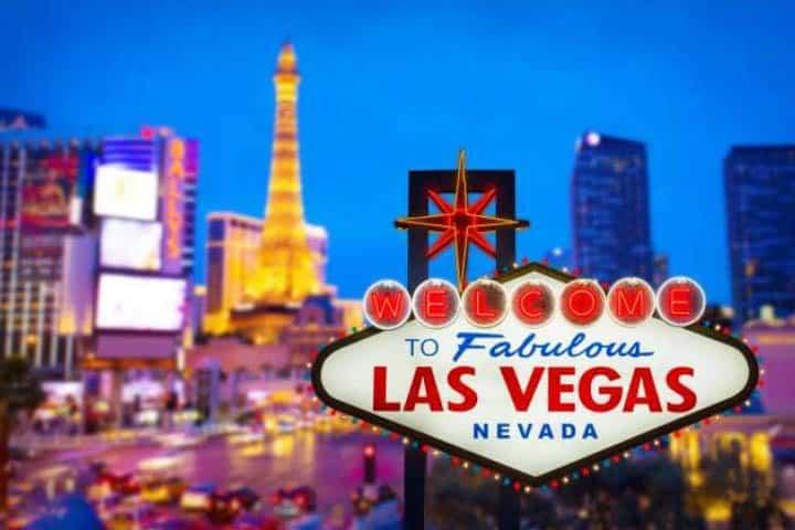 Westküste USA Las Vegas