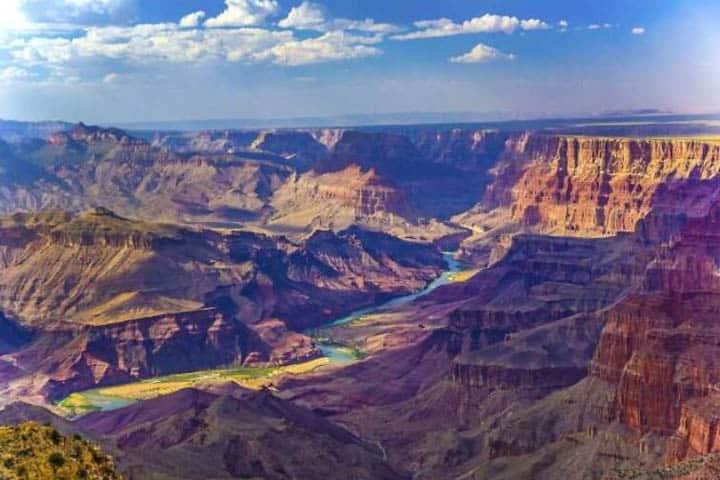 Westküste USA Canyon