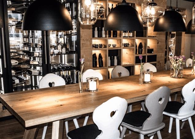 Sporthotel Silvretta Montafon Restaurant