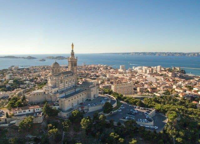 Frankreich Urlaub Marseille