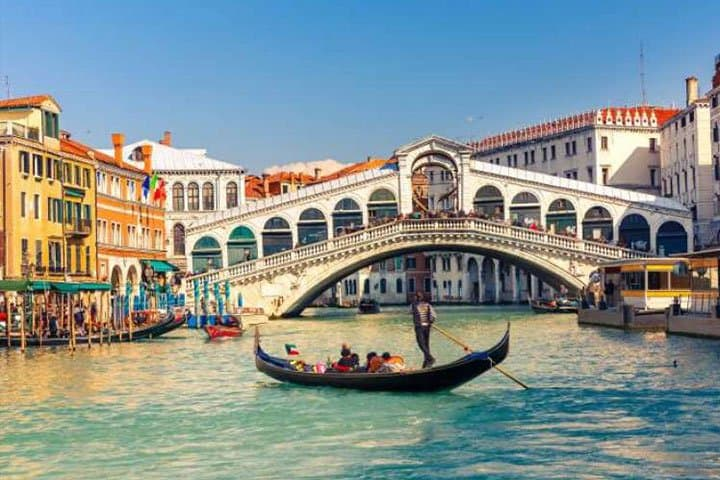 Mittelmeer Kreuzfahrt Venedig