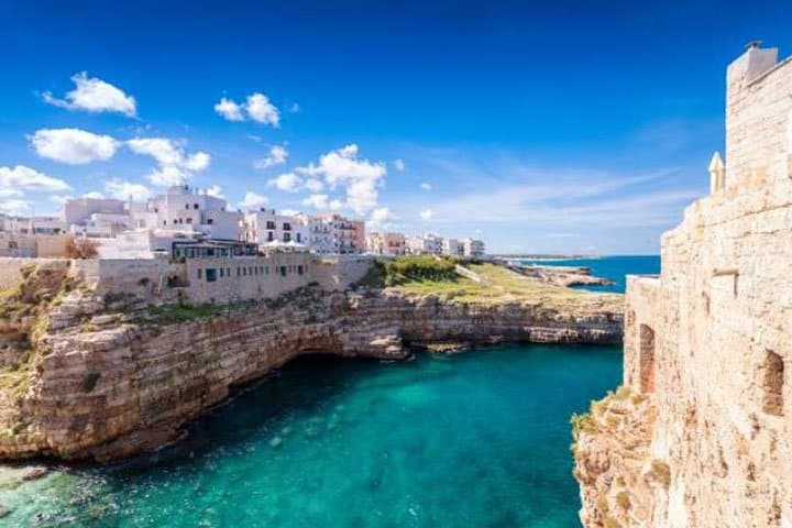 Mittelmeer Kreuzfahrt Stopp