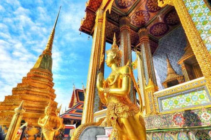 Thailand Rundreise Bangkok