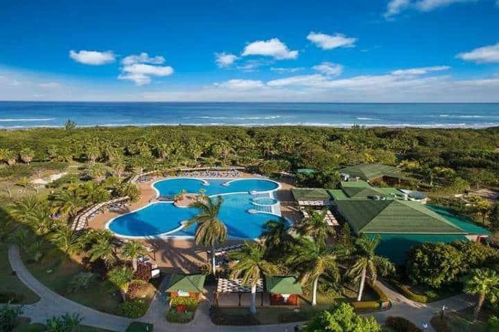 Kuba Uraub Hotelanlage