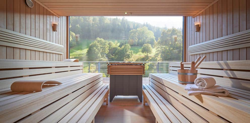 Bad Teinach Therme Sauna