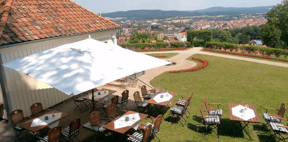 Schlosshotel Blankenburg Anlage