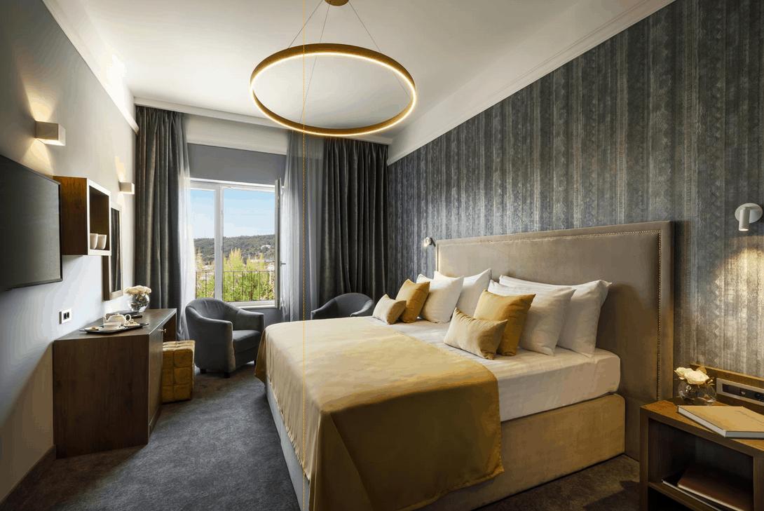Rab Hotel Zimmer