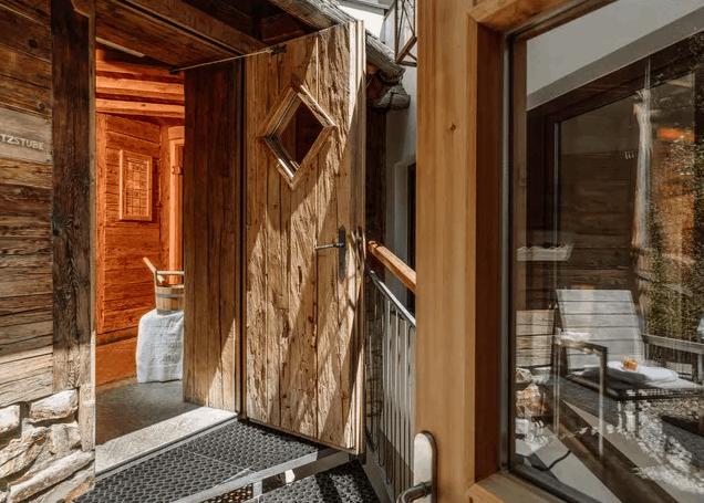 Tirol Hotel Alpina Sauna