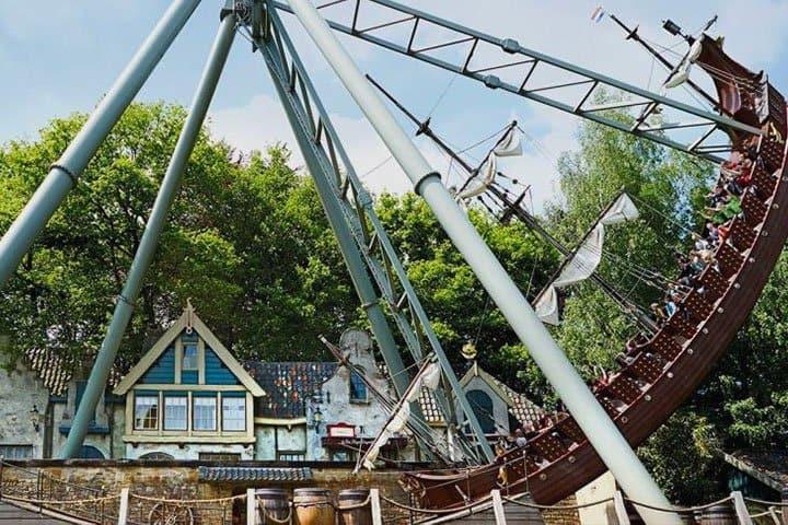 Freizeitpark Efteling Schaukel