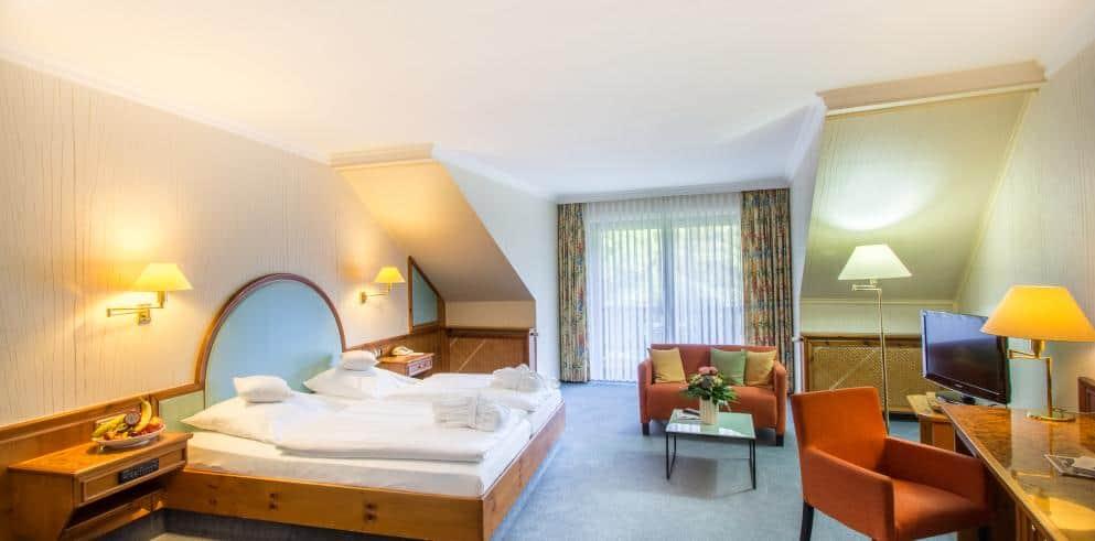 Romantik Hotel Stryckhaus Zimmer
