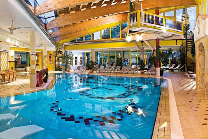 Kohlerhof Fügen Pool