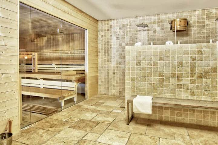 Bad Wörishofen Hotel Sauna
