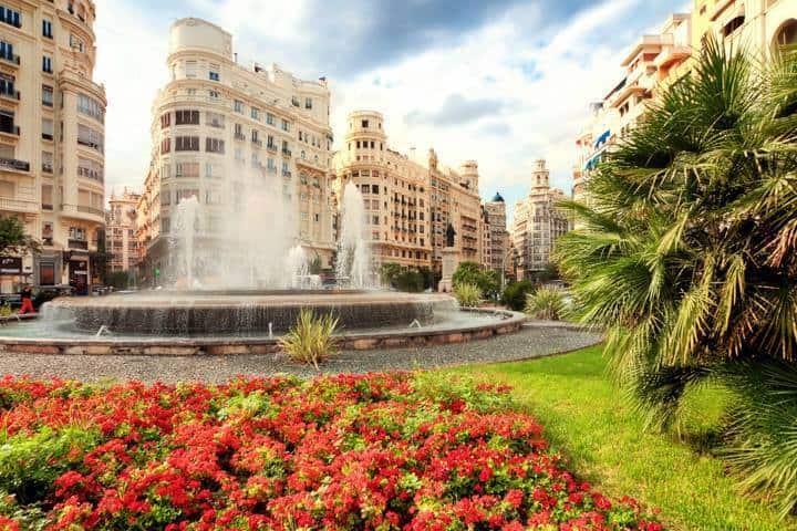 Valencia Städtereise Stadt