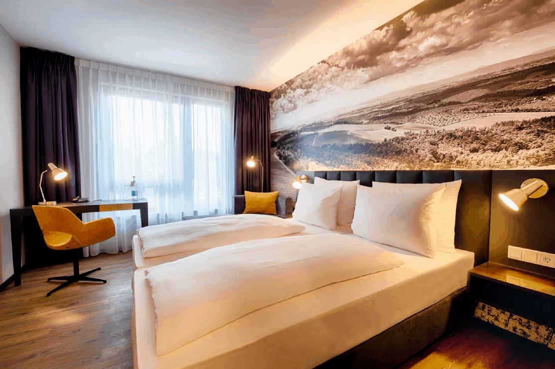 Buga Heilbronn 2019 Hotel