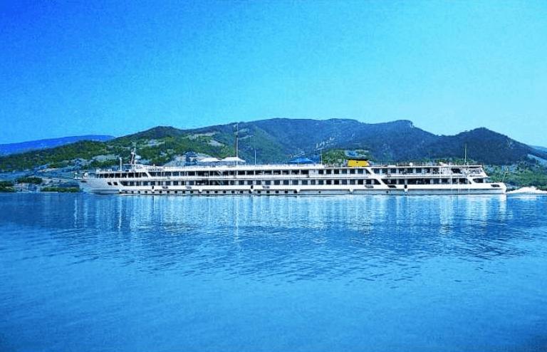 Donauschifffahrt Schiff