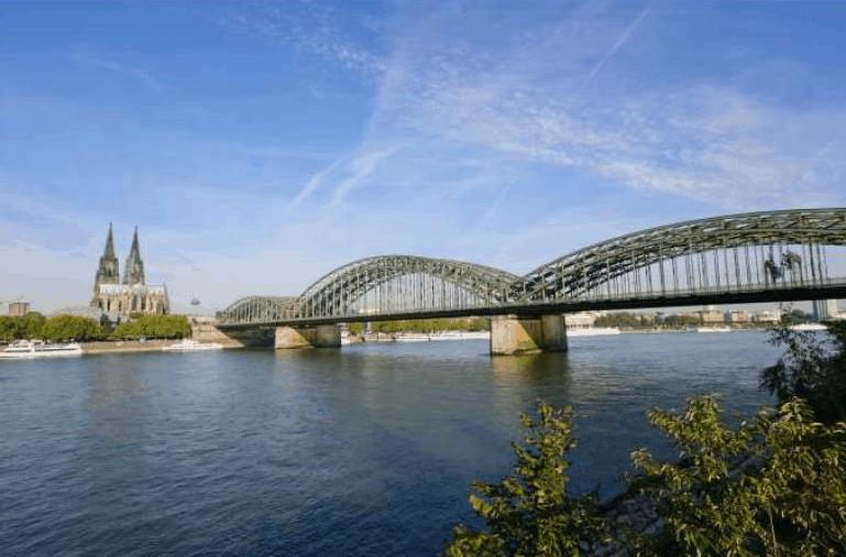 Flusskreuzfahrt Rhein Silvester