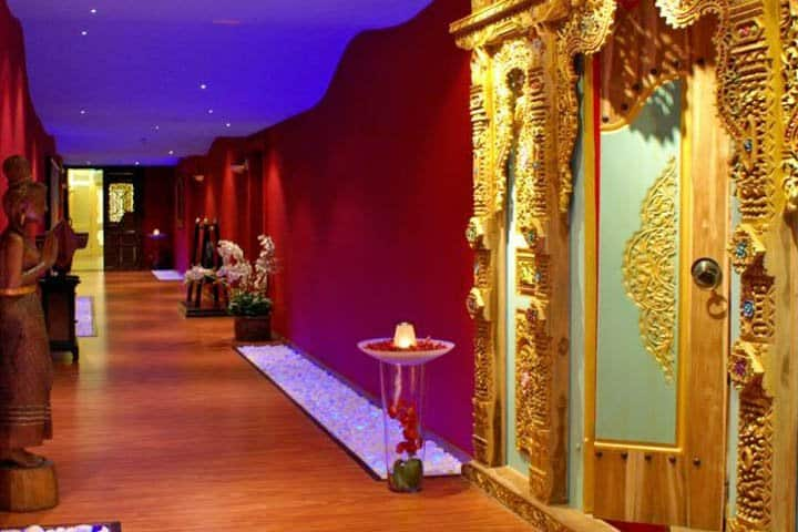 Grand Hotel Binz Sauna